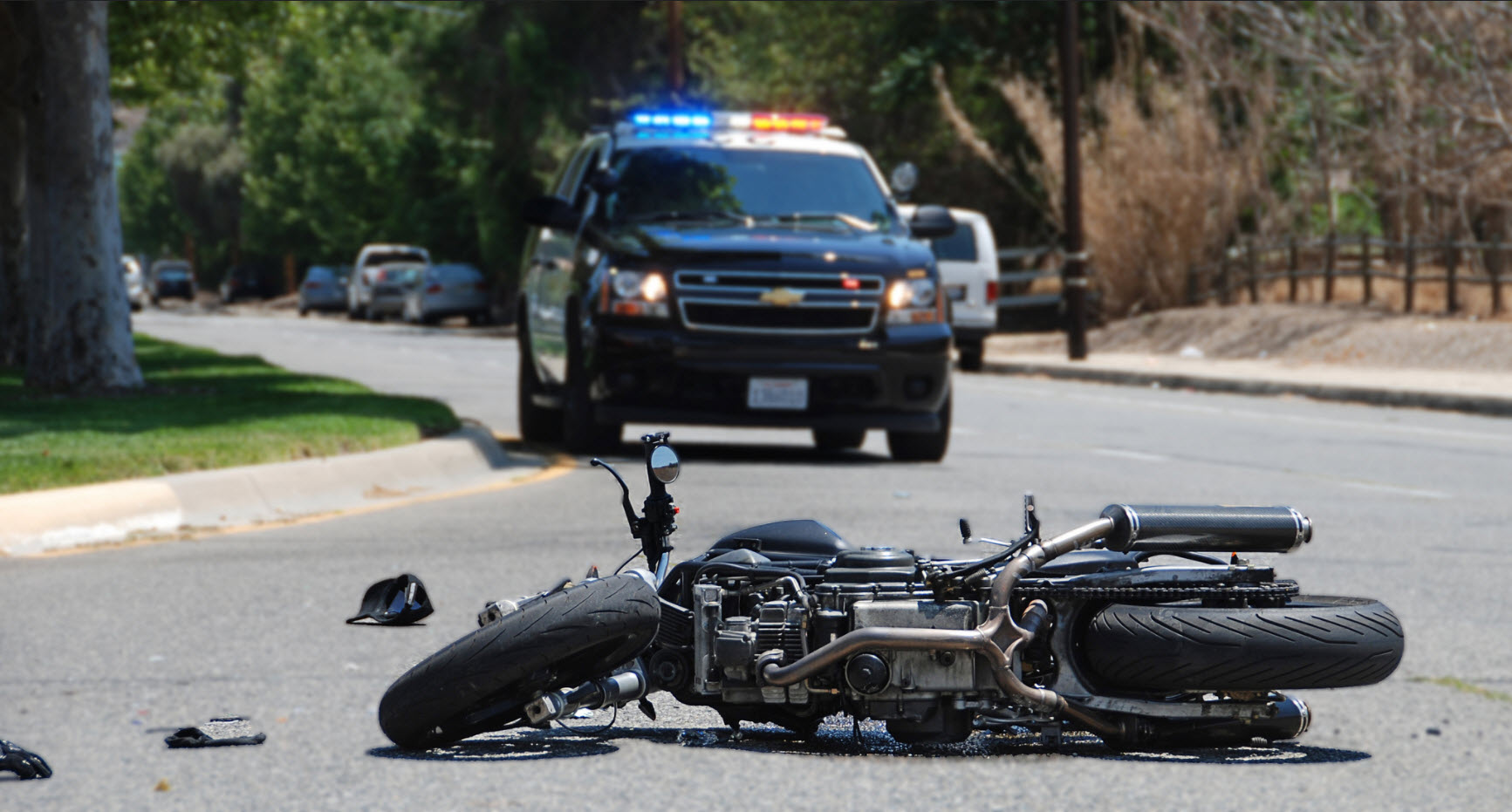 Accidentes de Motocicleta en Houston